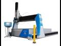 Řezání vodním paprskem bez deformací díky CNC obráběcímu stroji COBRA