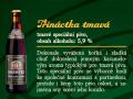 Novinka pivo Rohozec tmavá třináctka z českého pivovaru Rohozec