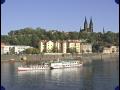 Výletní lodě na Vltavě