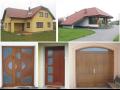 Výroba, montáž dřevěných oken, eurooken, vchodových dveří Ostrava