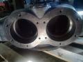 Výroba strojních součástí pro pily, lisy, zemědělské stroje, NC a CNC obrábění, strojírenství Ivančice