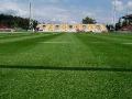 Výstavba fotbalových hřišť