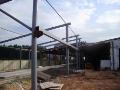 Výroba ocelových konstrukcí, hal, přístřešků, střech, opláštění