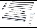 Výměnné nože, tyče, polotovary, speciální nástroje ze slinutého karbidu