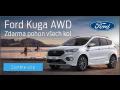 Nový Ford Kuga Top Edition od 479.900,-  kompaktní SUV s prvotřídní výbavou za bezkonkurenční ceny