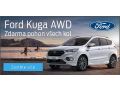 Ford Kuga Trend Edition, promyšlené a stylové SUV - vozy skladem