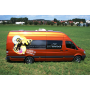 Prostorný obytný vůz Sportissimo, ideální na dovolenou-přímo od výrobce
