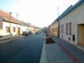 Dopravn� stavby v�etn� zemn�ch prac�-v�stavba silnic, chodn�k�, parkovi�t�