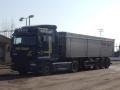 Kamionová vnitrostátní nákladní doprava, přeprava sypkých hmot Hradec Králové