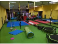 Pohybov� p��pravky, cvi�en� pro d�ti a jejich obratnost - jumping kids