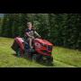 Snadno ovladateln� �ac�, zahradn� traktory Seco pro celoro�n� pou�it�