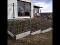 Prodej - plotové panely 2D, 3D, sloupky a příslušenství, oplocení, montáž