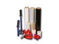 Obalový materiál - obaly, balicí papír, stretch fólie, vázací pásky