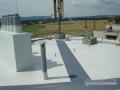 Ploch� st�echy Trutnov - realizace pro st�e�n� pl�t� s nulov�m sklonem � bez�dr�bov� a bezplamenn� technologie