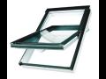Plastová, dřevěná okna - optimální řešení pro podkroví