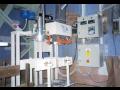 Linka pro plnění sušeného mléka do pytlů - Konstrukce, projekce, dodávky na klíč