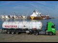 Nákladní mezinárodní a vnitrostátní kamionová doprava - silniční přeprava v EU