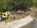 Výstavba a rekonstrukce vodních toků a objektů Chomutov - stavby na klíč