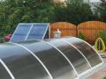 Prodej montáž Solárních kolektorů vytápění bazénů ohřev TUV