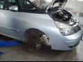 Příprava na STK a emise, opravy závad, prověření stavu vozidla