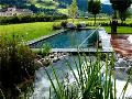 Koupací jezírka a biobazény s křišťálovou vodou jako přírodní prvek Vaší zahrady