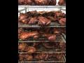 Pečené i grilované maso - šunka od kosti,  kuřecí, kolena, chutné a ...