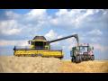 Šrotování, výmlat obilovin, sklizeň senáží a kukuřičné siláže