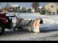 Zimní údržba veřejných komunikací Litoměřice - 24 hodinová pohotovost