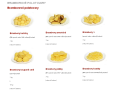 Loupan� brambory, bramborov� polotovary pro gastronomii