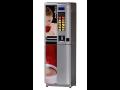 Nápojové automaty JEDE, InCup, nápoj v kelímku, kávové speciality