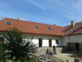 Rekonstrukce a opravy střech, teařské práce Vysočina, Jihlava