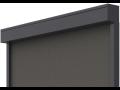 Screenové clony, předokenní venkovní rolety, venkovní screeny