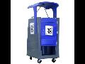 Mobilní WC k pronájmu Brno - Slatina včetně hygienického servisu firmy TOI TOI
