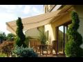 Venkovní markýzy na balkon či terasu - zastřešení malých i velkých ploch