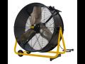 Přenosný průmyslový ventilátor od známé mezinárodní firmy DESA