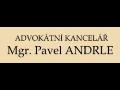 Advokátní kancelář Ostrava - Mgr. Pavel Andrle