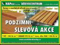 HAPEX prodej Terasy z exotických dřevin, terasové dílce, SLEVA