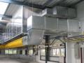 Výroba vzduchotechniky klimatizace vzduchotechnické jednotky