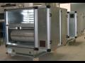 Výroba montáž plynové ohřívače, na tuhá paliva, tepelné výměníky