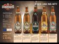 V�roba a prodej Post�i�insk�ch piv Nymburk - sv�tl�, tmav� i nealkoholick� piva