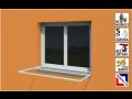 Prodej - pevn�, polohovac� okenn� su��ky na pr�dlo, mont� na okenn� r�m bez vrt�n�, Znojmo