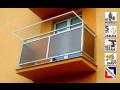 Pevný sušák na balkon, Znojmo