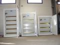 Okruhové jistící skříně Příbram - v zapuštěném provedení i na povrch