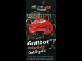 Jedine�n� Grillbot - automatick� �isti� grilu pro zdrav� grilov�n� a �sporu �asu
