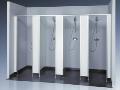 Převlékací kabiny - sanitární oddělovací stěny prodej Praha -  značky PALME a ELMAPLAN