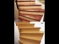 Renovace schodů a zábradlí  Zlín - Kroměříž - Hradiště