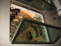Interiérová skleněná vinotéka, netradiční domácí vinotéka ze skla -  ...