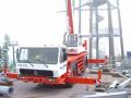Pronájem autojeřábů (8 - 35 tun), montážních plošin, kontejnerů