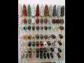 Náhrdelníky a náramky z drahých kamenů