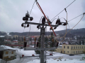 Rychl� odstra�ov�n� poruch na elektrick�ch za��zen�ch NN a VN